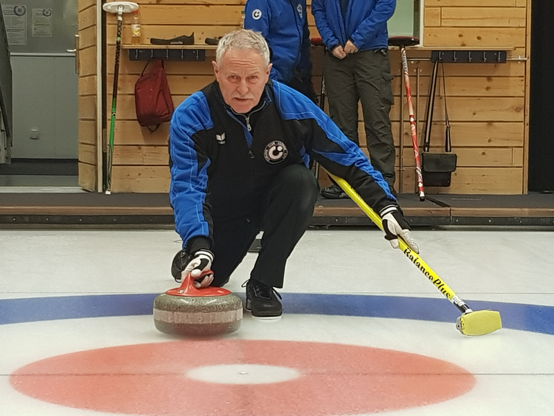 Beat Stauffer - Curling Club Luzern City